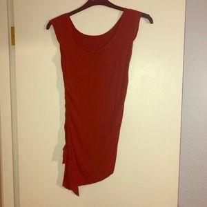 Om Grown Women's short sleeve shirt size Medium